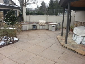 Patio with Outdoor Kitchen Actual Before (1)