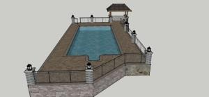 Pool Deck Design